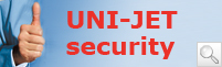 UNI-JET security